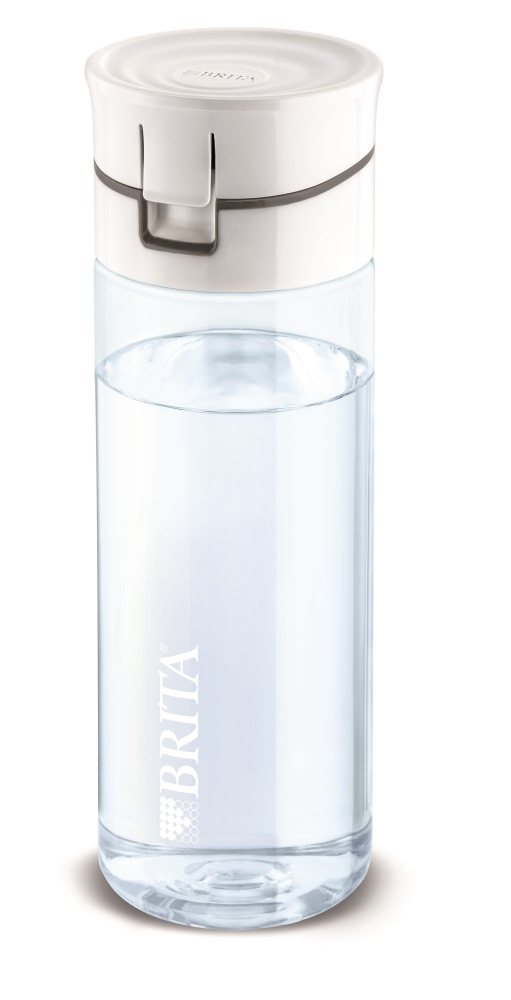 1 brita fill go grau wasser trink flasche mit 4 filter discs extra zaini 39 s ebay. Black Bedroom Furniture Sets. Home Design Ideas