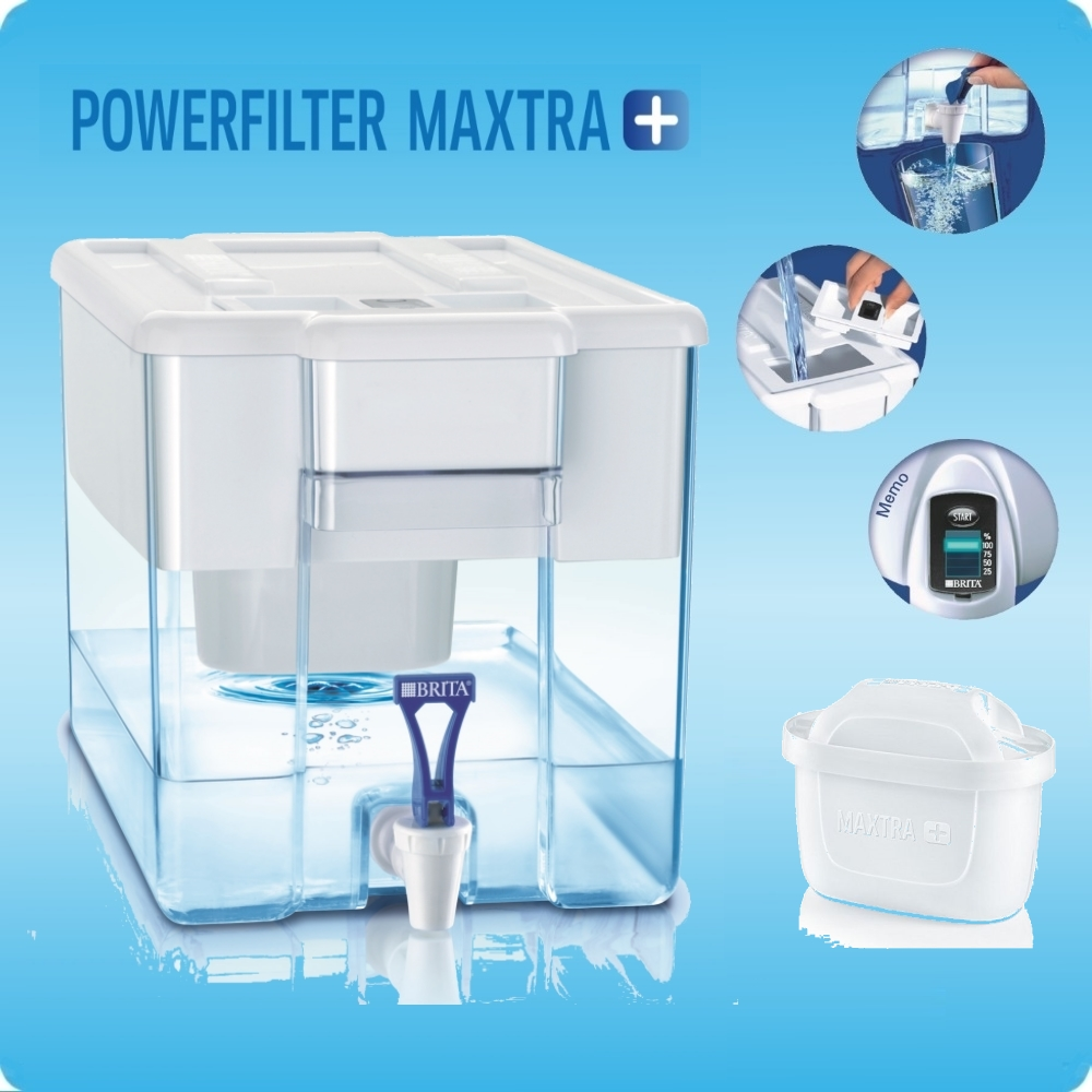 brita optimax 8 5 liter xxl wasserfilter mit 1 maxtra kartusche extra zaini 39 s. Black Bedroom Furniture Sets. Home Design Ideas